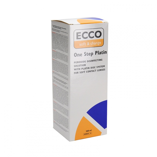Ecco One Step Platin 360ml