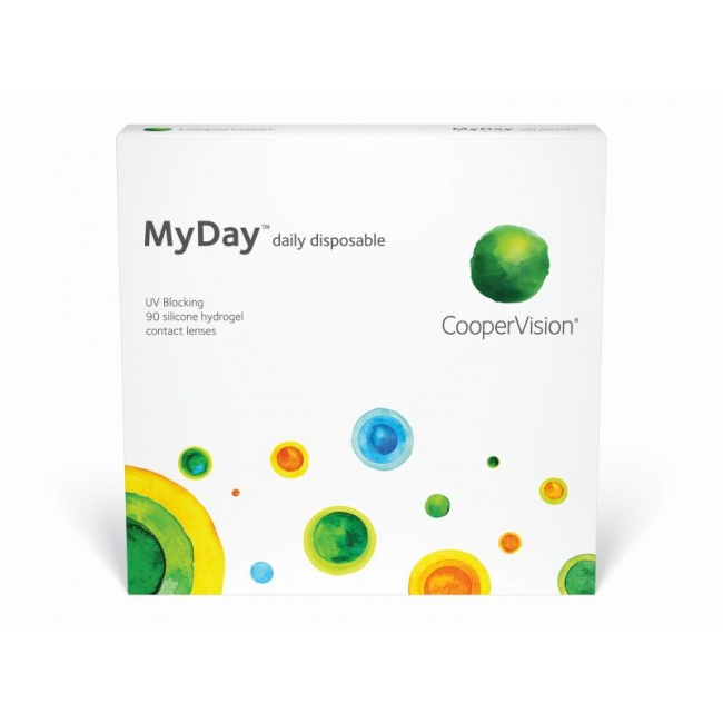 MyDay daily disposable 90er