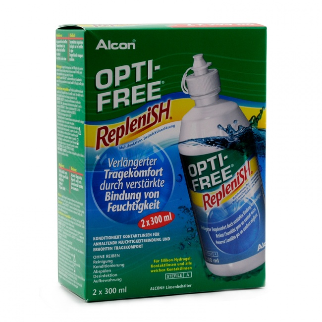 OPTI-FREE RepleniSH Vorratspack
