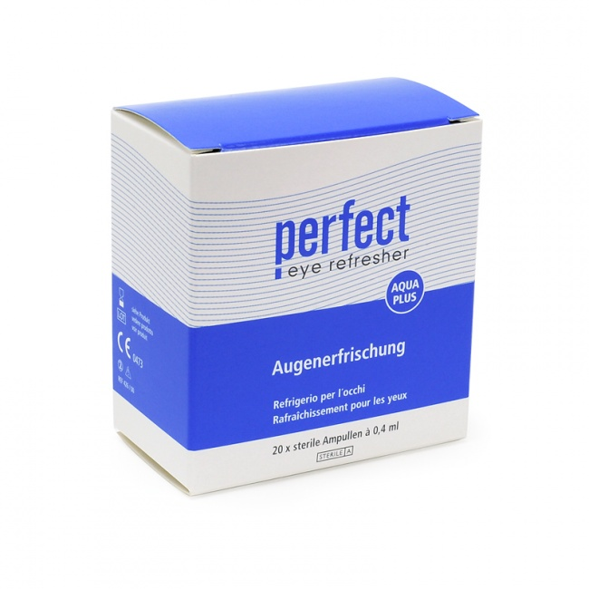 Perfect Aqua Plus Eye Refresher Ampullen