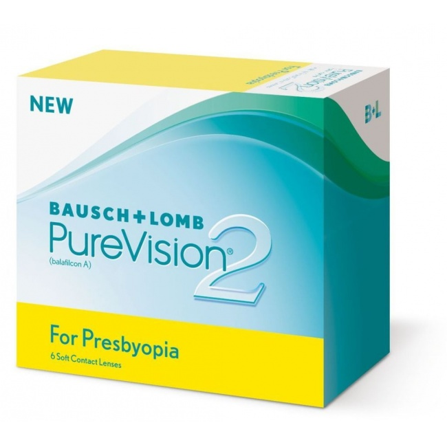 Pure Vision 2HD for Presbyopia