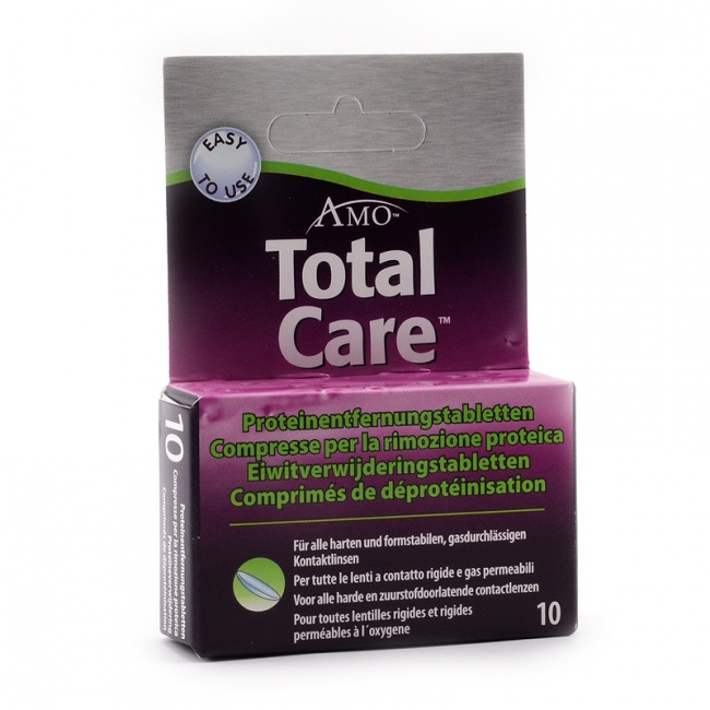 Total Care Inhalt 10 Tabletten