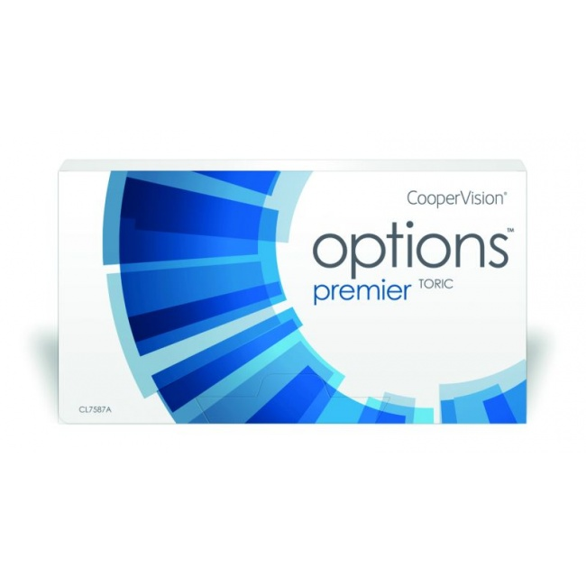 options PREMIER TORIC 6er Box