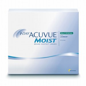 1-Day Acuvue Moist Multifocal 90er