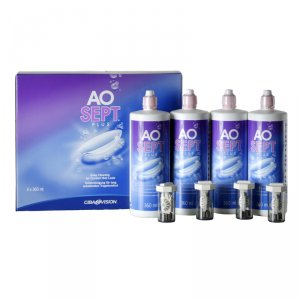 AOSept Plus Systempack 4x360 ml