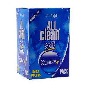 Avizor All Clean Soft Kombipack