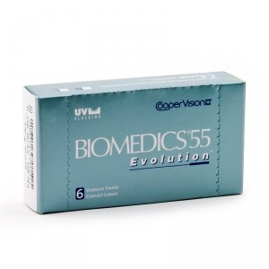 Biomedics 55 Evolution UV