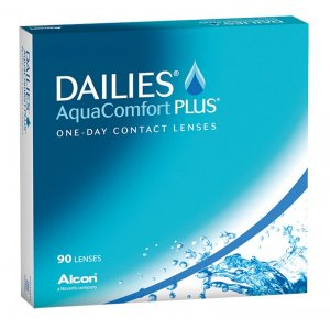 Dailies AquaComfort Plus 90er