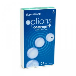 options COMFORT+ MULTIFOCAL