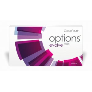options EVOLVE TORIC