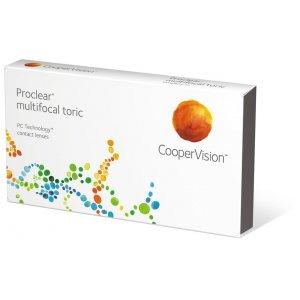 Proclear Multifocal Toric XR Einzellinse
