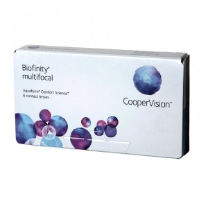 Biofinity Mutlifocal 6er Box