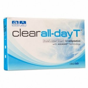 Clear All Day Toric