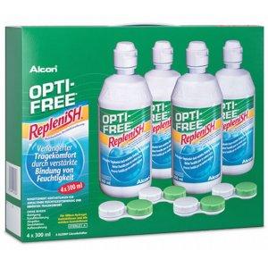 OPTI-FREE RepleniSH Systempack