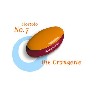 scatolenti ciottolo No.7 - Orange-Rot